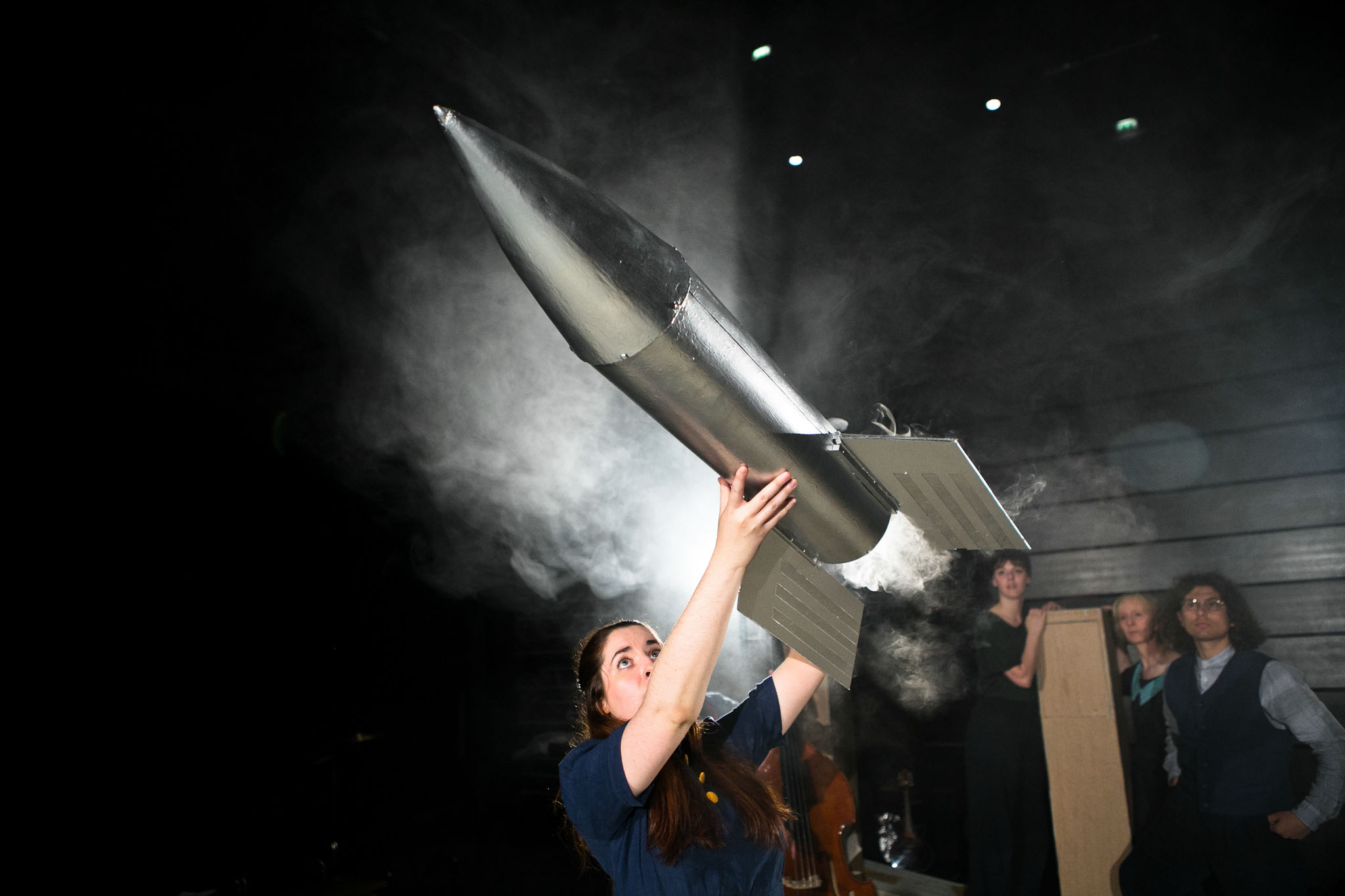 Rocket Post – National Theatre of Scotland