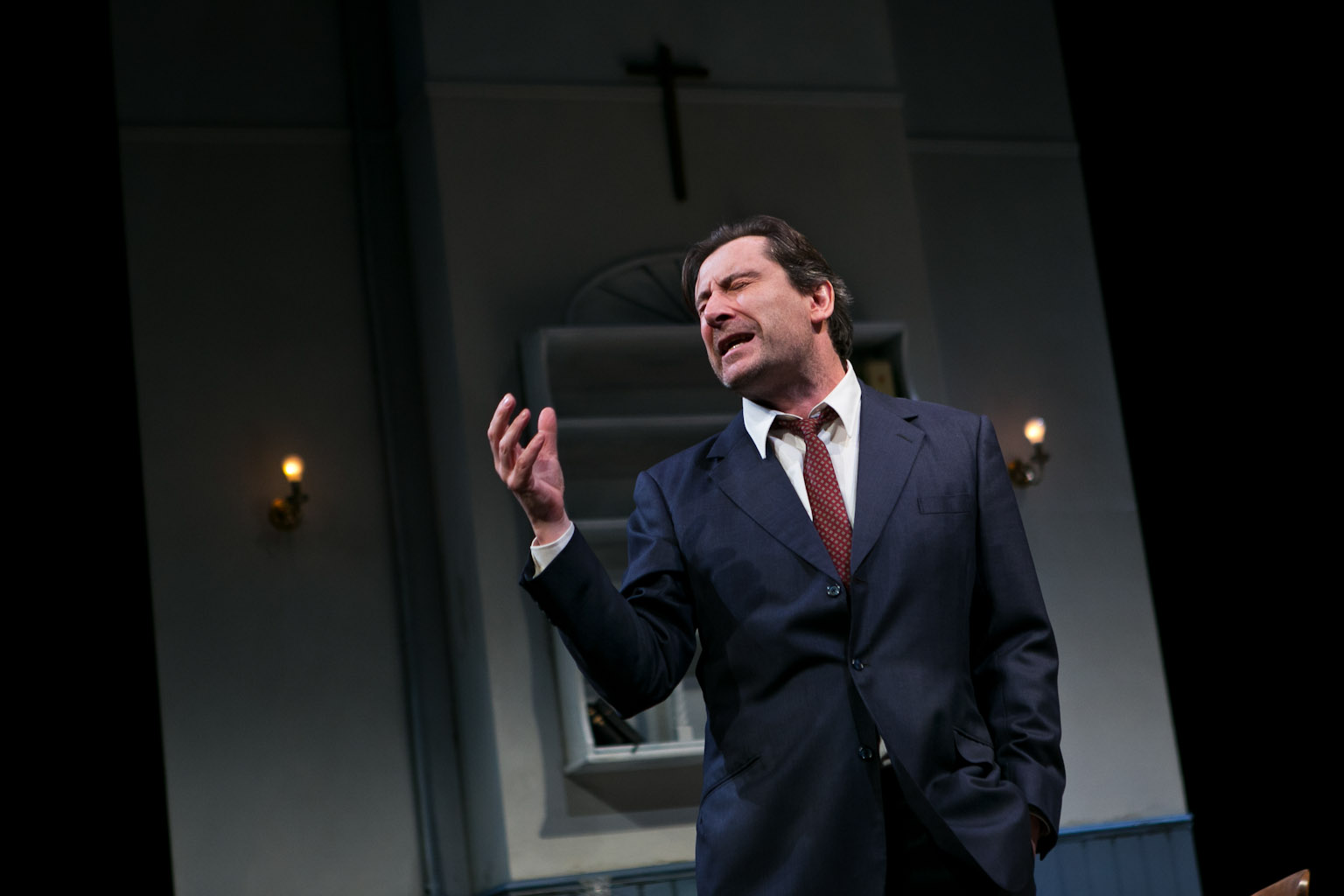 The Faith Healer - Royal Lyceum Theatre Edinburgh