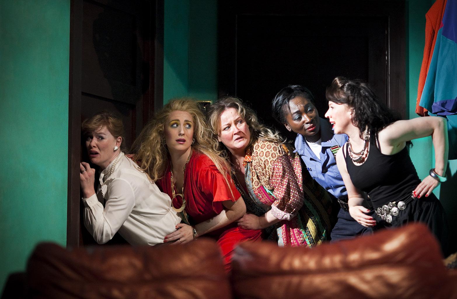 The Odd Couple – Horsecross Theatre