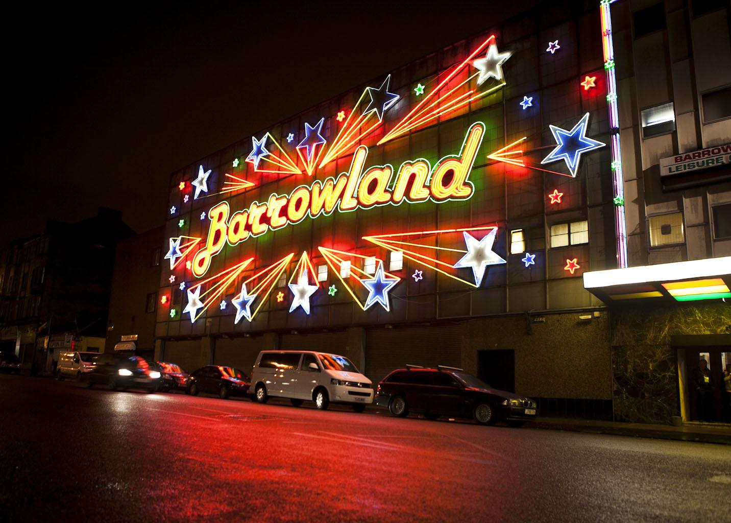 Barrowlands Glasgow
