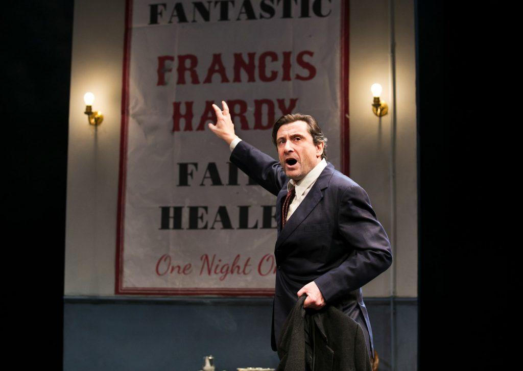 The Faith Healer - Royal Lyceum Theatre Edinburgh